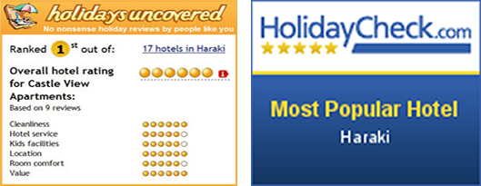 Castle View Apartments - Most Popular Hotel - Haraki